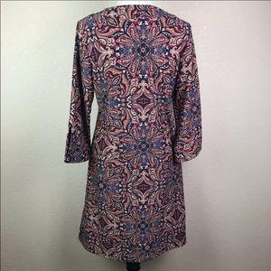 Jude Connally Dresses - Jude Conally Megan timeless paisley dress small